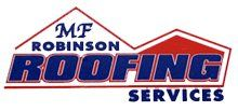 MF ROBINSON ROOFING SERVICES logo