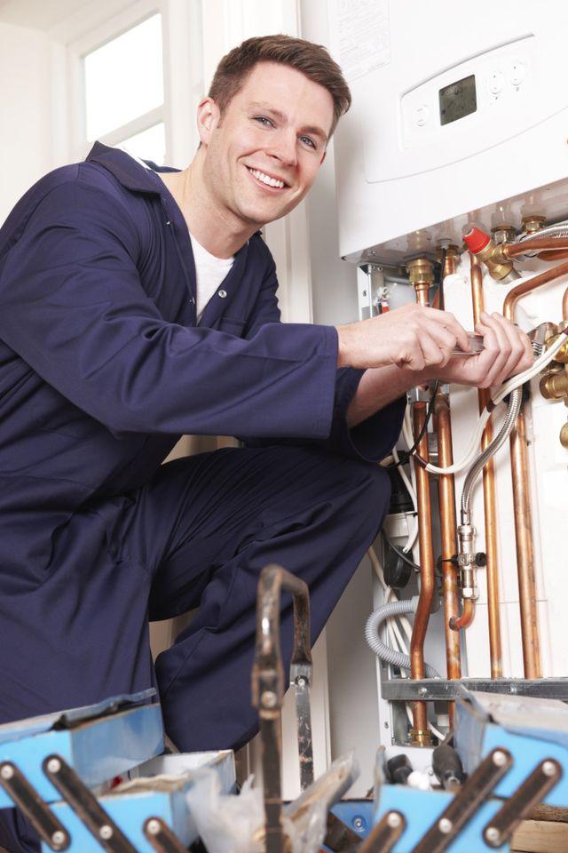 Gas Safe engineers