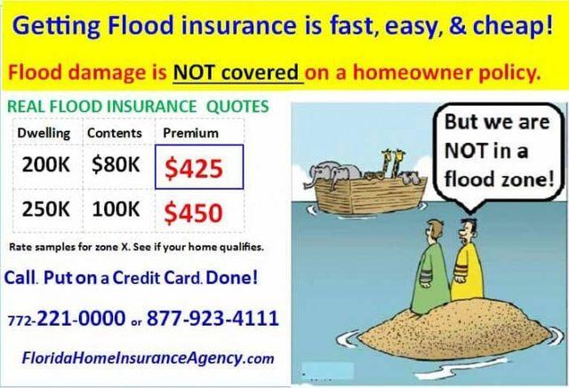 Floodquotes PALM CITY FL LIVINGS INSURANCE Beauteous Flood Insurance Quotes