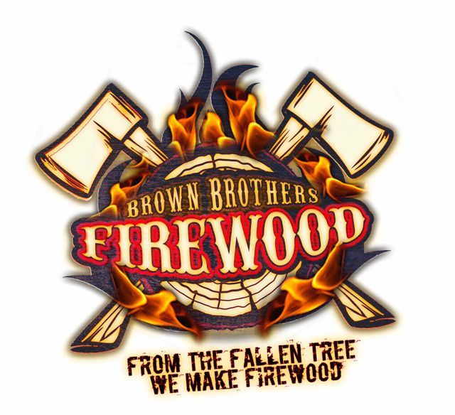 Brown Brothers Firewood logo