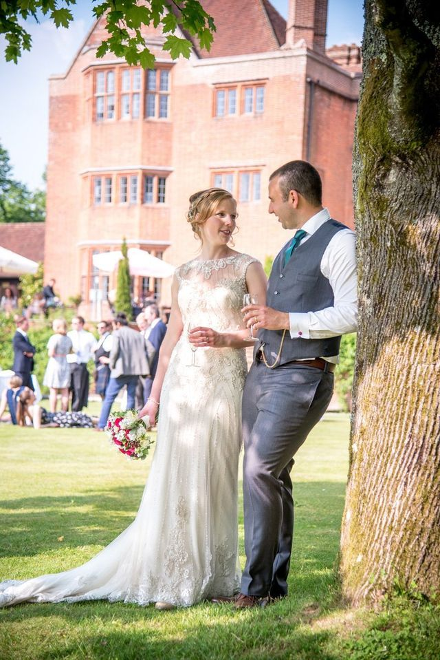 Hampshire wedding photography at New Place by Southampton wedding photographers ASRPHOTO