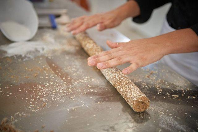 lavorazione biscotti