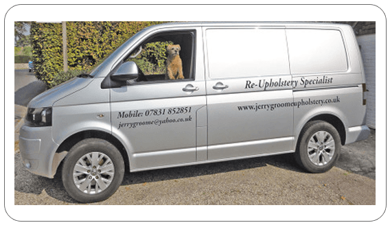 Jerry Groome Re Upholstery Reupholstery In Chichester