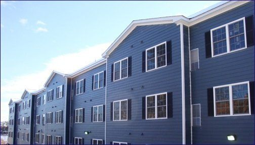 Executive House Apartments