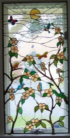 Leaded Glass Art Stained Glass Rochester Ny