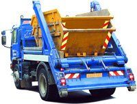 Mini skips - Bathgate, West Lothian - JP Skips - Skip Hire