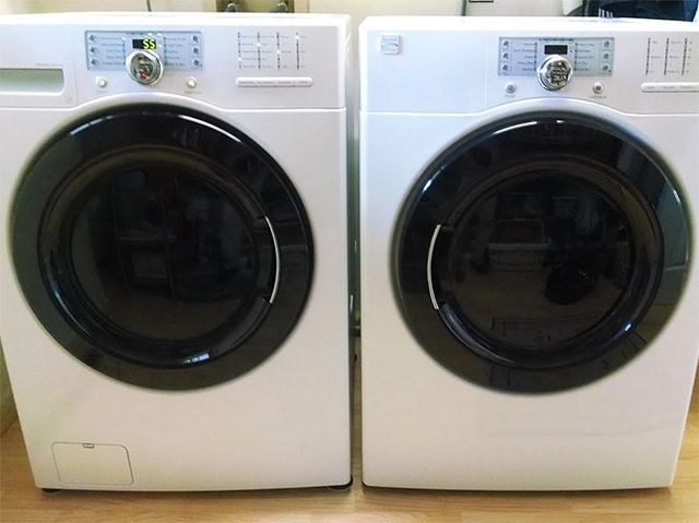 Repairing washer and dryer in Staunton