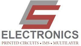 CS Electronics logo