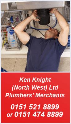 Bathroom showroom - Walton, Liverpool, Merseyside - Ken Knight (North West) Ltd - Boiler supplier