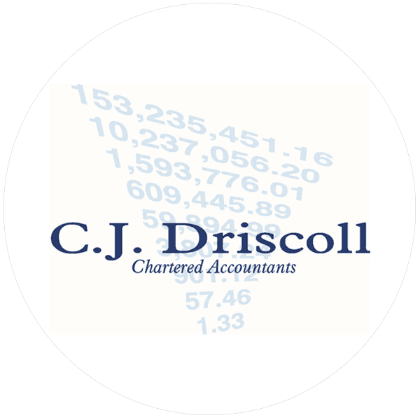 C J Driscoll Chartered Accountants logo