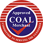 Approved COAL logo