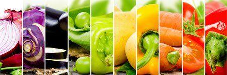 verdura colorata di Happy Apple a Pavia