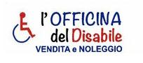 l`officina del disabile vendita e noleggio Logo