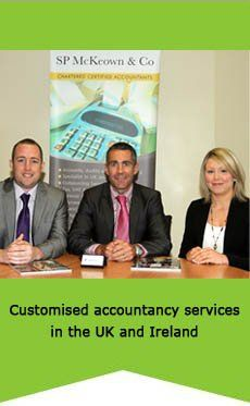 Chartered accountants - Newry, Northern Ireland - S P McKeown and Co - accountancy