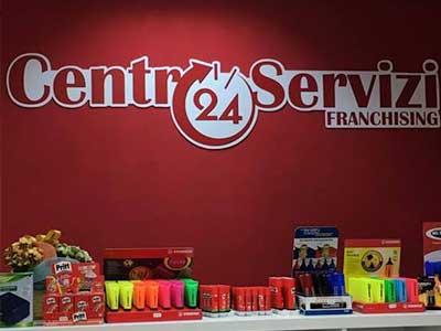 assortimento prodotti CENTRO SERVIZI FIANO ROMANO franchising