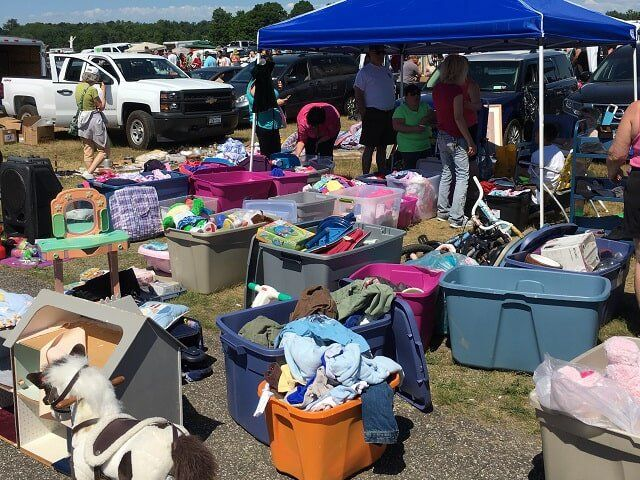 Yard Sale - Stormville, NY - Stormville Airport Antique