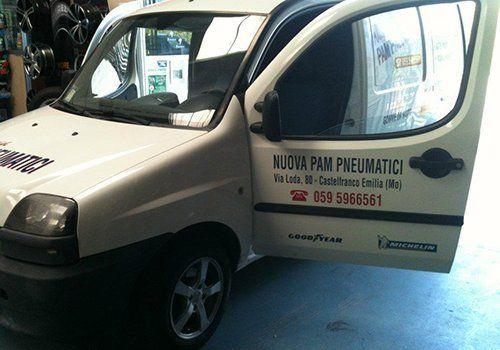 Pneumatici per tutte le auto a Castelfranco Emilia
