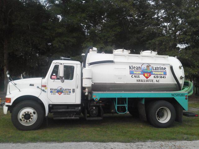 Septic Tank Pumping Southport & Leland, NC | Shallotte, NC