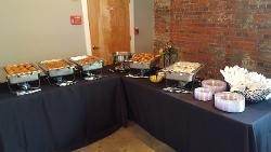 Wedding Catering Pinehurst Nc