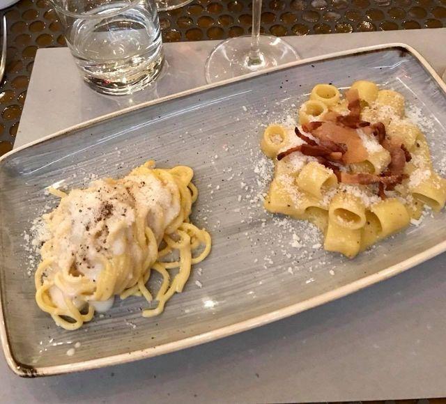Piatti tipici romani roma rm ristorante mazz for Roma piatti tipici