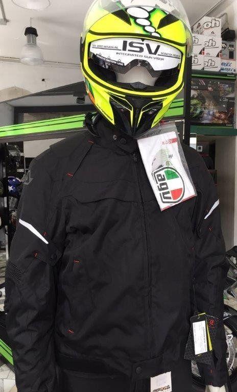 Abbigliamento, protezioni e accessori per motociclisti