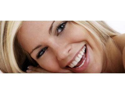 mascherine per denti trasparenti