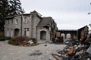 Fire Damage Cleanup in Houston, TX