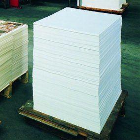 Large pallet of paper