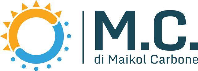 M.C. DI MAIKOL CARBONE-Logo