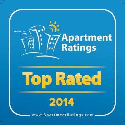 Click here to see our good reviews that we are awarded year after year on Apartment Ratings for our Del Ray, Alexandria Apartments for Rent!