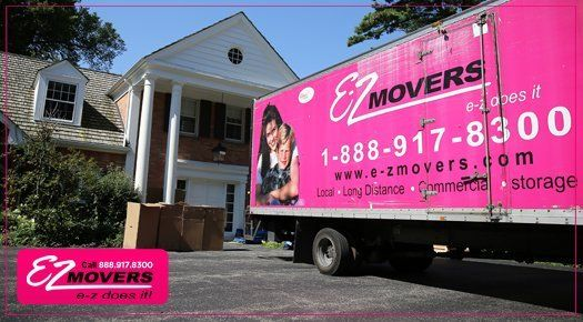 Residential Miami FL Movers