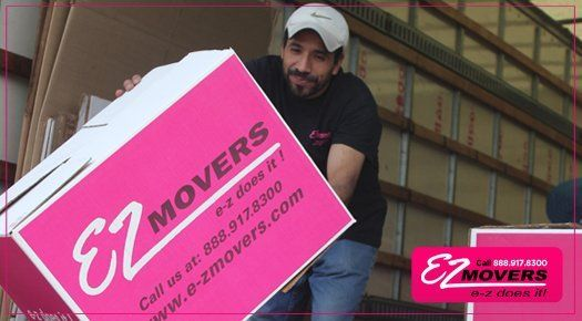 EZ Movers Florida Storage