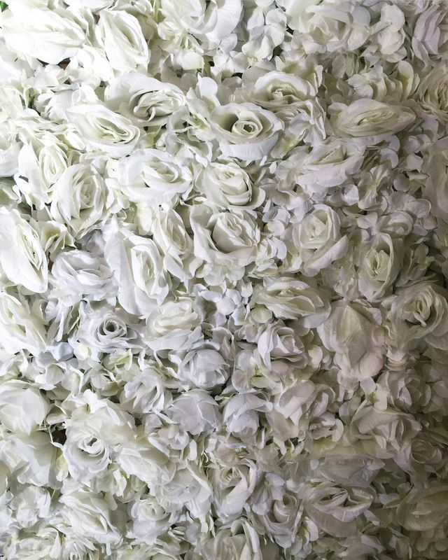 Get inspired by our flower walls in stoke on trent the white floral wall mightylinksfo