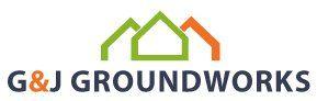 G & J Groundworks logo