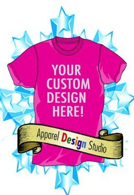 Click Here To Design Your Own Customer T-Shirt