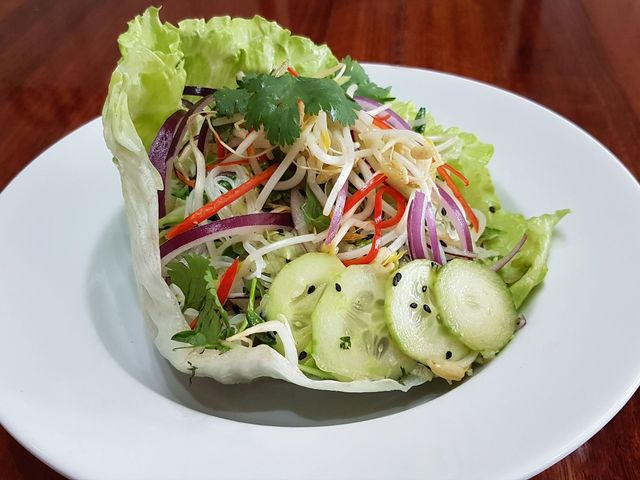 Chop 'n Chill - Vermicelli Noodle Salad