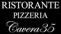RISTORANTE PIZZERIA CAVERA 35 - LOGO