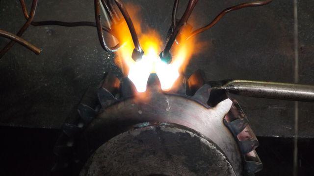 metal hardening