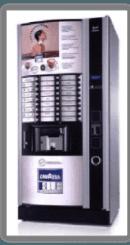 distributore automatico area ristoro