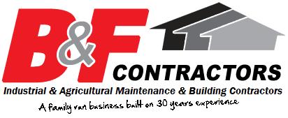 B & F Contractors Ltd logo