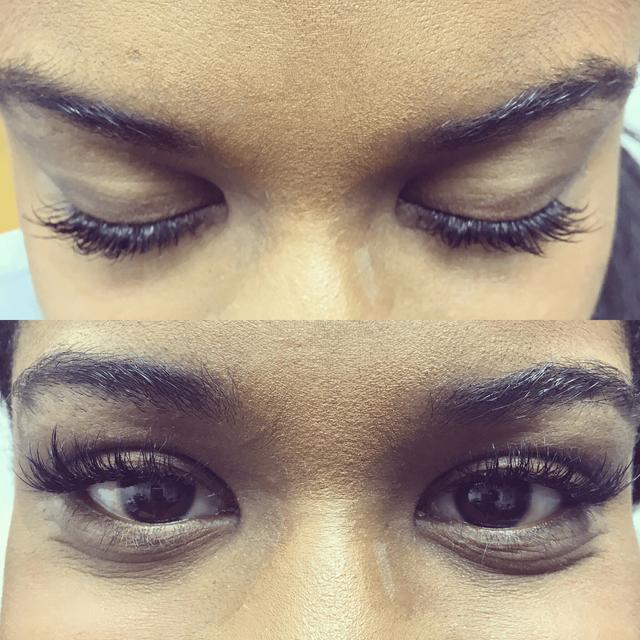 Nouveau semi lashes