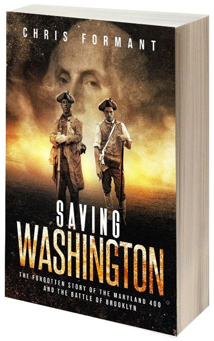 Chris Formant | Author of Saving Washington & Bright Midnight