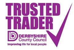 Trusted trader logo
