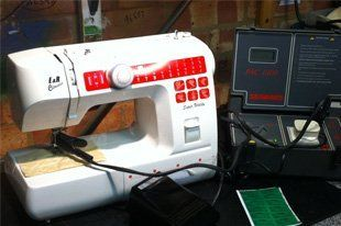 knitting machine servicing - Stroud, Gloucestershire - Sewknit Services - sewing machines