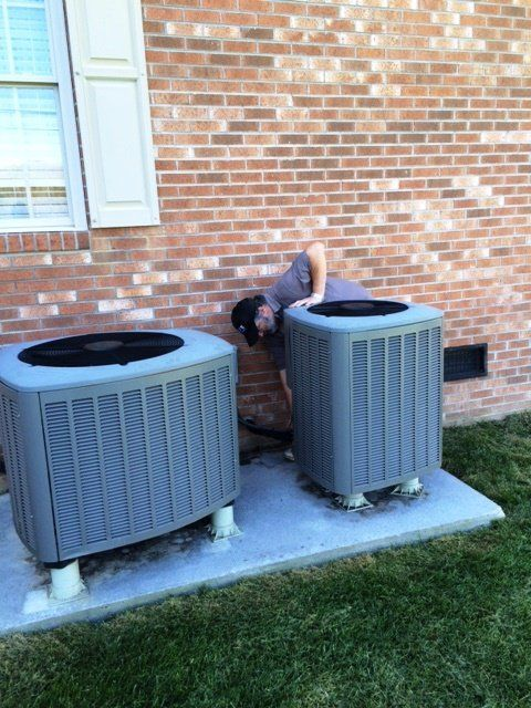 Heat Pump Repair Man