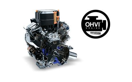 Generator Backup Power Engine