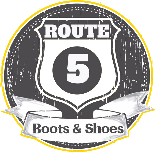 Route 5 Boots & Shoes logo