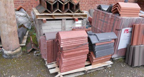 Second Hand Roof Tiles For Homes Across Sheffield