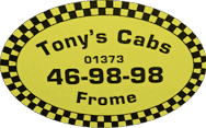 Tony's Cabs Ltd