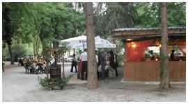 ristorante veranda esterna